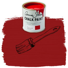 Annie Sloan Chalk Paint Red